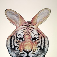 O+ Auction Includes Gaia's <i>Tiger Rabbit</i>