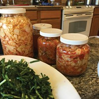 Kimchee Harvest Grows in the Hudson Valley