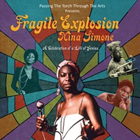 """Fragile Explosion: Nina Simone"" at Rosendale Theatre May 11 & 12"