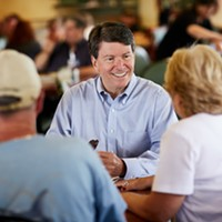 Can John Faso Keep his Head Above Water when the Blue Wave Hits?