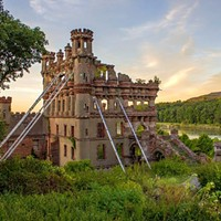 Bannerman Castle: Modern Arts at A Storied Venue