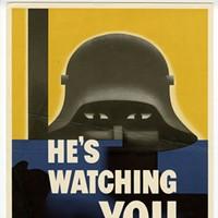 "FDR Library Presents ""The Art of War"" Propaganda Exhibit"