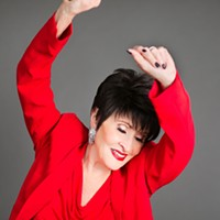 Chita Rivera Performs at Bard SummerScape