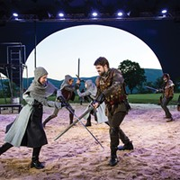 "Hudson Valley Shakespeare Performs ""The Heart of Robin Hood"""