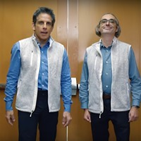 Ben Stiller Stars in Gary Shteyngart Book Trailer
