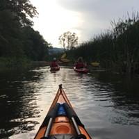 Kayaking & Canoeing the Hudson Valley
