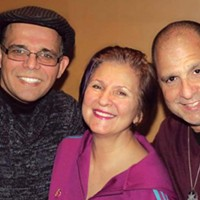 Requinte Trio Featuring Janis Siegel Comes to Kingston