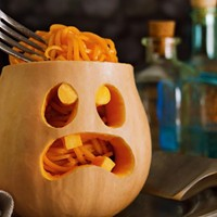 Healthy Halloween Recipe: Roasted Butternut Brains