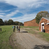 Horse Heaven: An 18th-Century Farmhouse and Equestrian Center in Clinton Corners