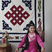 Yungchen Lhamo and Natalie Merchant Play Kingston on Saturday