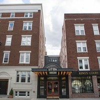 Poughkeepsie's Kings Court Hotel Becomes a Cultural Icon Once Again