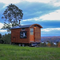 Spa Fleet's Mobile Sauna Comes to You