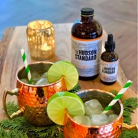 The Hudson Standard's Moscow Mule Recipe
