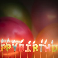 Editor's Note: Some Birthday Advice