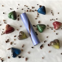 Spend Valentine's Day at Fruition Chocolate Works Maker Space