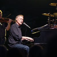 Tickets for Bruce Hornsby in Kingston on Sale Now