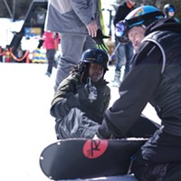Beacon-Based Shred Foundation Teaches Confidence Through Snowboarding