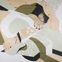 Artist Lindsey Wolkowicz's Dynamic Body Studies