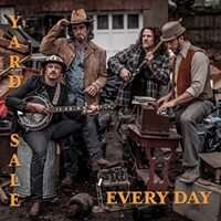 Album Review: Yard Sale | Every Day