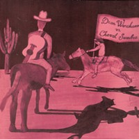 Album Review: Dean Wareham vs. Cheval Sombre