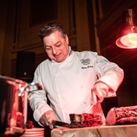 A Beef and Beer-Fueled Bash: The Culinary Institute of America's 7th Annual Beefsteak
