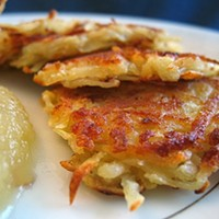 Chef Ric Orlando's Perfect Latke Recipe