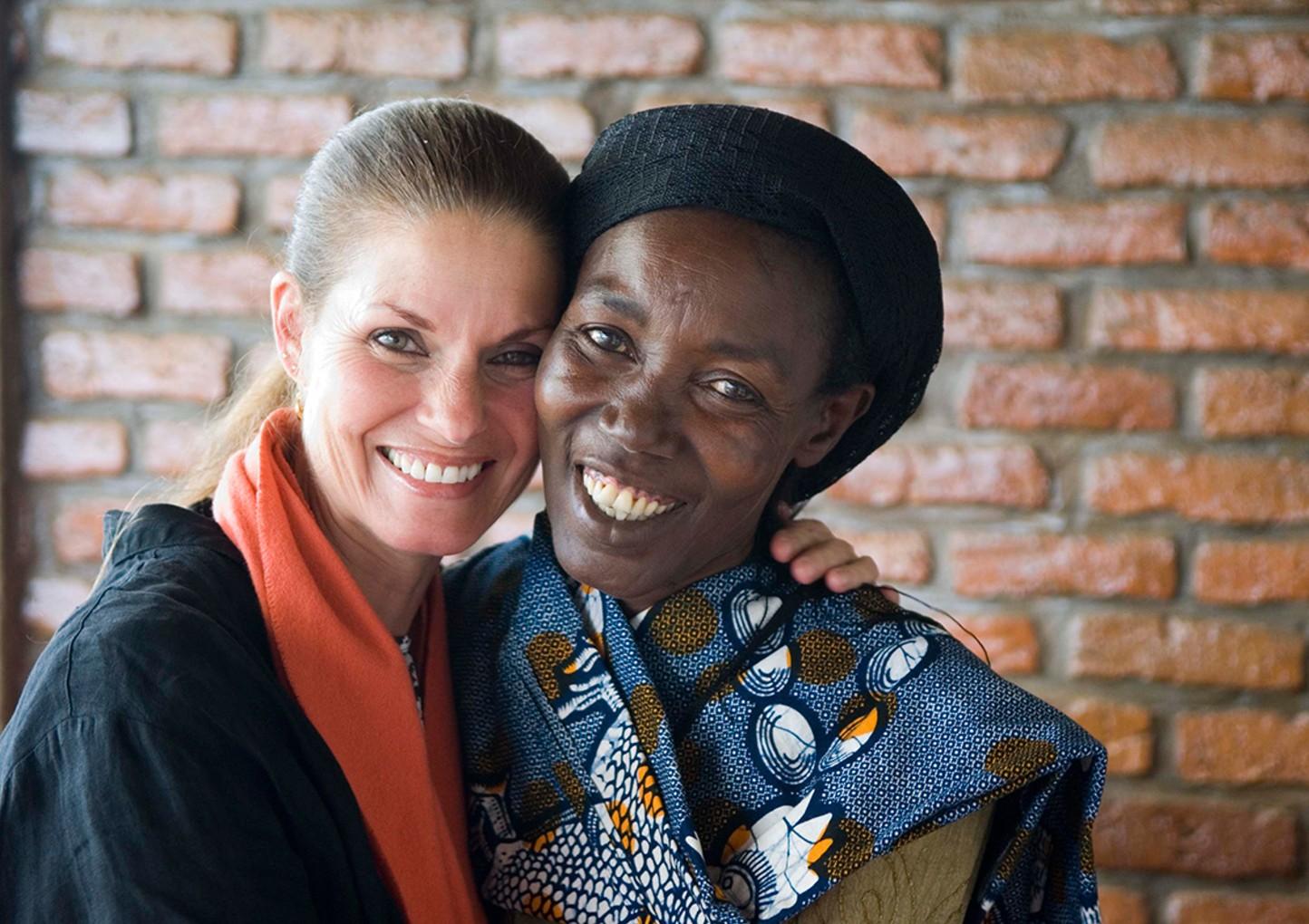 Women for Women International in Rwanda