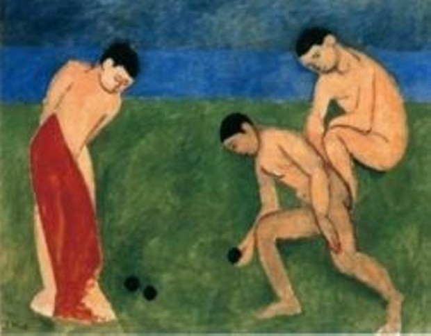 The History of Bocce