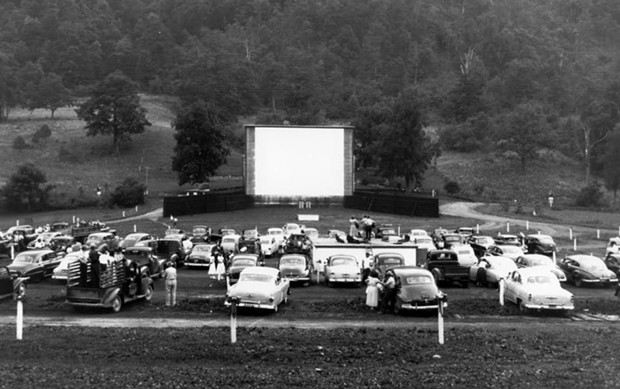 7 Places To See Outdoor Movies In The Hudson Valley