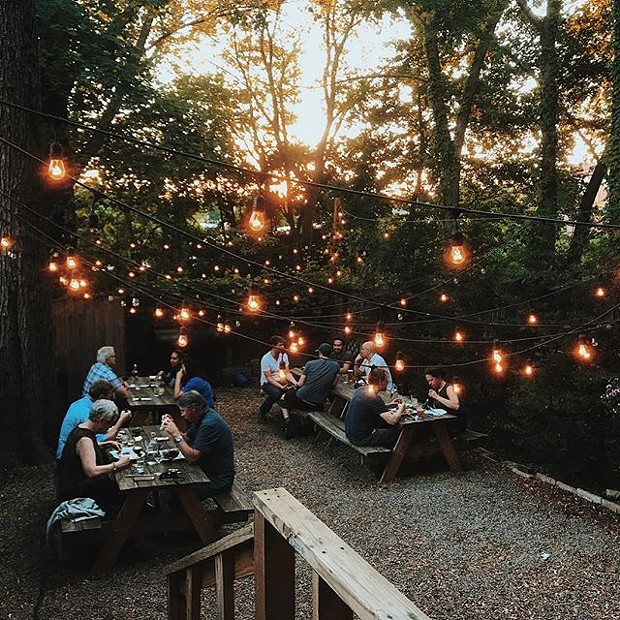 10 Lovely Outdoor Dining Spots in the Hudson Valley ...