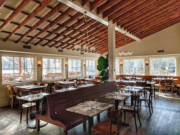 9 of the Coolest Restaurant Settings in the Hudson Valley ...