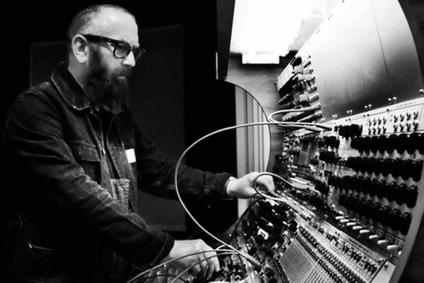 Industrial Music Pioneer Adi Newton Plays SUNY New Paltz on