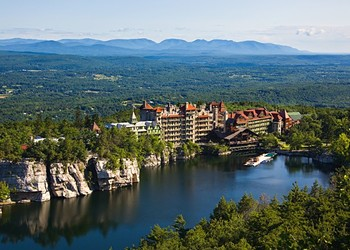 Mohonk Mountain House: Hollywood's New Darling