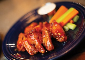 Chicken Wings Spotlight: The Anchor