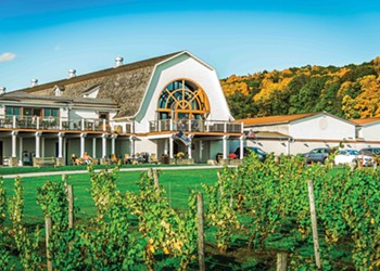 Local Wine Spotlight: Millbrook Vineyards and Winery