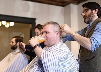 Barber and Brew in Cold Spring Expertly Pairs Fresh Cuts with Craft Beer