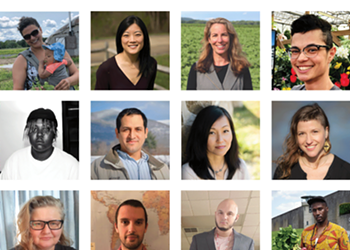 Future Forward | 12 Local Changemakers