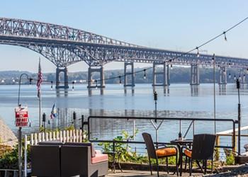 14 Restaurants Right on the Hudson River