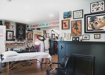Tattoo Parlor Spotlight: Graceland Tattoo