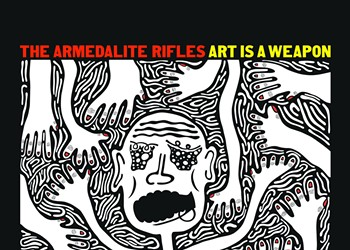 Album Review: Armedalite Rifles | Art is a Weapon
