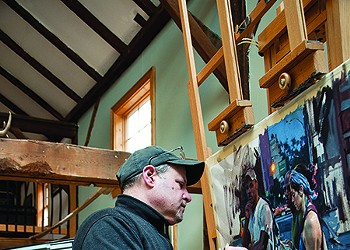 Garin Baker: The Artist as Evolutionary