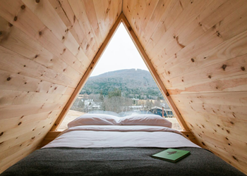 4 Tiny Home Destinations in the Hudson Valley