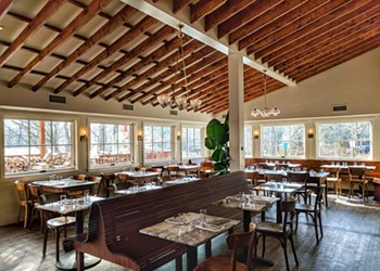 9 of the Coolest Restaurant Settings in the Hudson Valley
