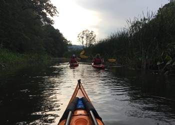 Kayaking & Canoeing the Hudson Valley