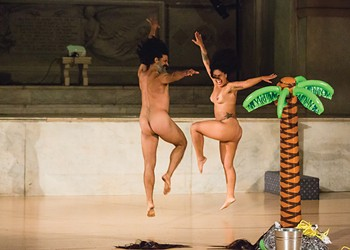 The Naked Truth: Antonio Ramos & the Gang Bangers at Mount Tremper Arts