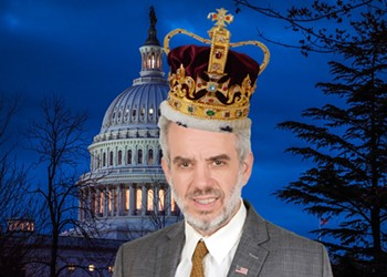 """The bizarre far-right candidacy of Mike Roth, self-styled """"King of Ulster"""""""