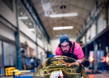 A Mid-Atlantic Glassblower Finds a Warm Hudson Valley Welcome