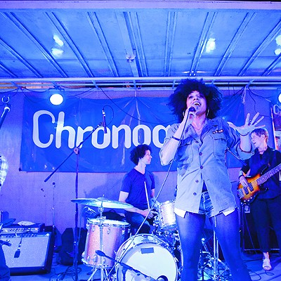 Chronogram Block Party 2015