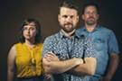 John Stickley Trio Jams in Albany