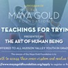 """Tools & Teachings for Trying Times"" for grades 9-12 @ Maya Gold Foundation"